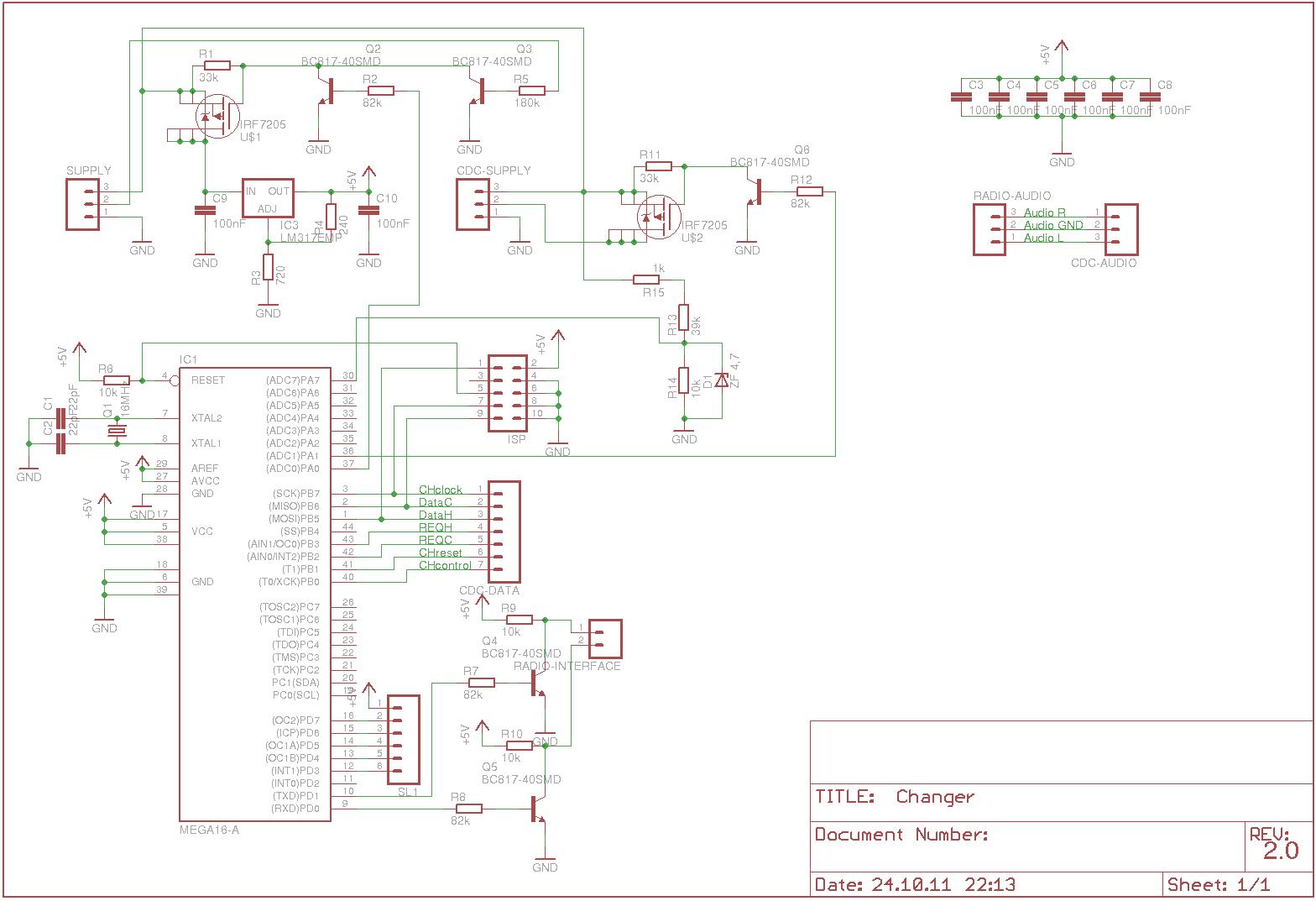 Ausgezeichnet Schaltplan Für Autoradio Ideen - Elektrische ...